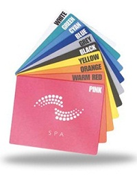 Colour Mouse Mats mix and match with logo