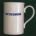Personalised Windsor Coffee Mug