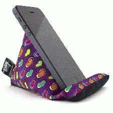 Logo Branded Wedge Mobile Phone Stand