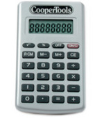 Personalised Desktop Calculator