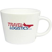 Jumbo Personalised Mugs with Logo Print
