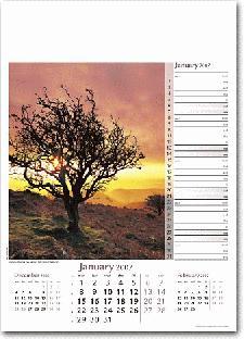 Advertising Calendar 2019