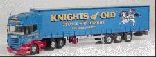 Personalised Model Trucks
