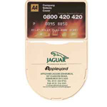 Personalised tax disc holders