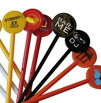 Bar Cocktail Stirrers with Logo Branding