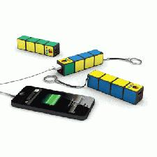Logo Branded Rubik's Power Bank