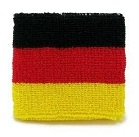 UEFA Euro 2012 Logo Sweatbands