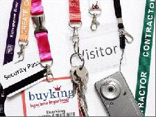 Calendar Lady Promotions Lanyards Department