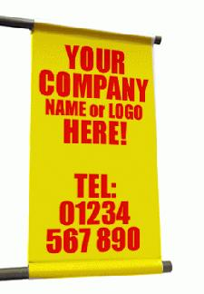 Suppliers of Printed Advertising Scaffolding Tower Banners