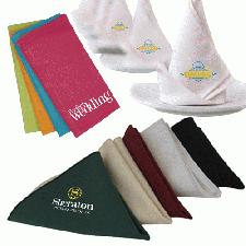 Fabric Logo Branded Serviettes