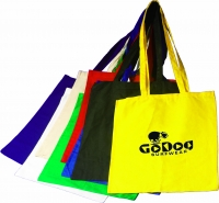 Personalised Cotton Carrier Bags