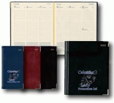 Personalise your very own 2019 company diary for your customers