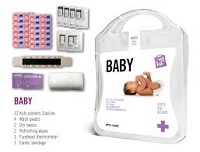 Baby First Aid Kits with Logo Branding