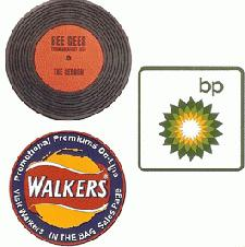 Coasters with Logo