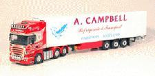 Imprinted Model Trucks