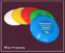 Frisbees with Logo