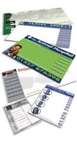 Advertising Desk Pads