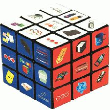 Business Gift Rubiks Cube