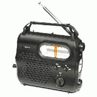 Rhino Wind Up Radio